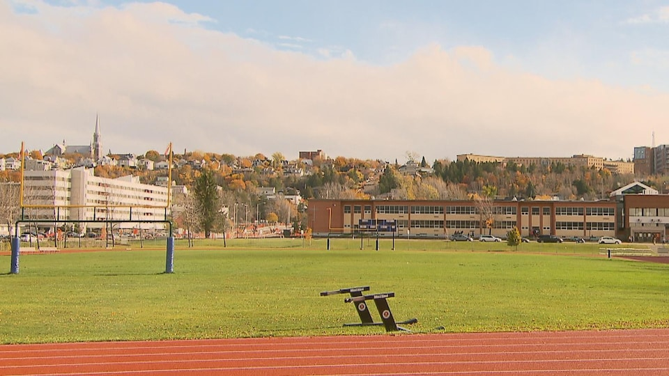 L'école secondaire de Rivière-du-Loup