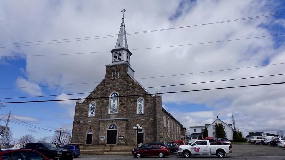 L'Église de Saint-Épiphane.