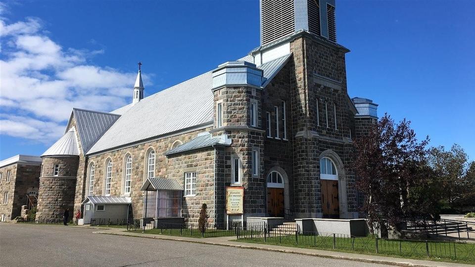Église Saint-Jérôme-de-Matane