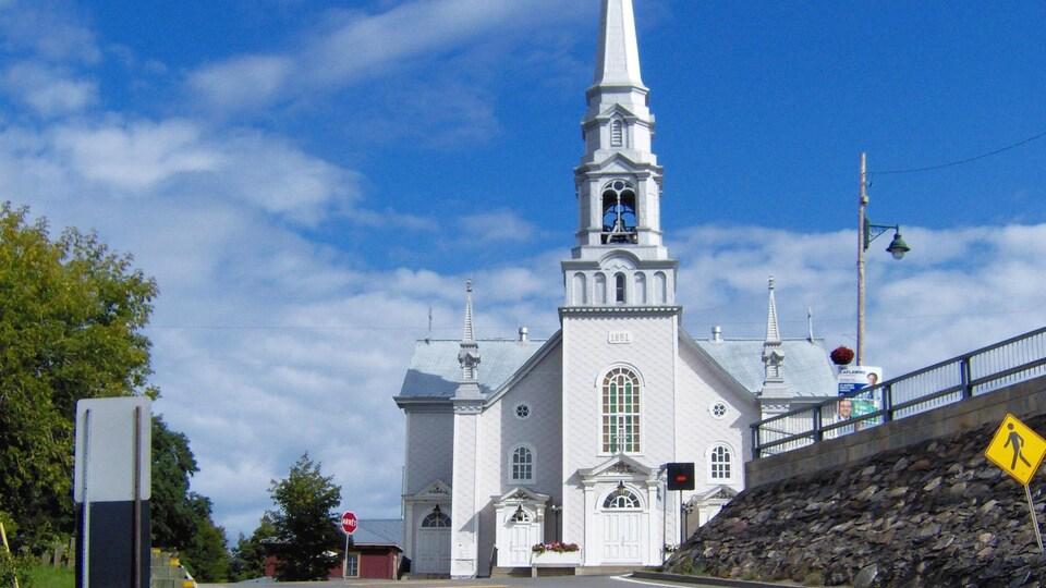 L'église de Saint-Pacôme