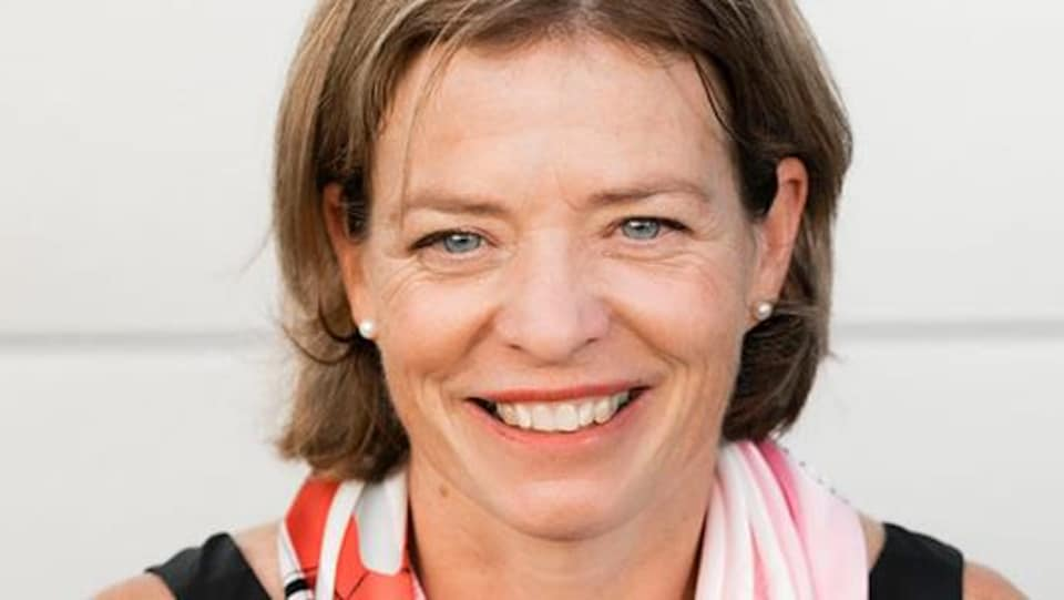 Photo officielle Élisabeth Brière