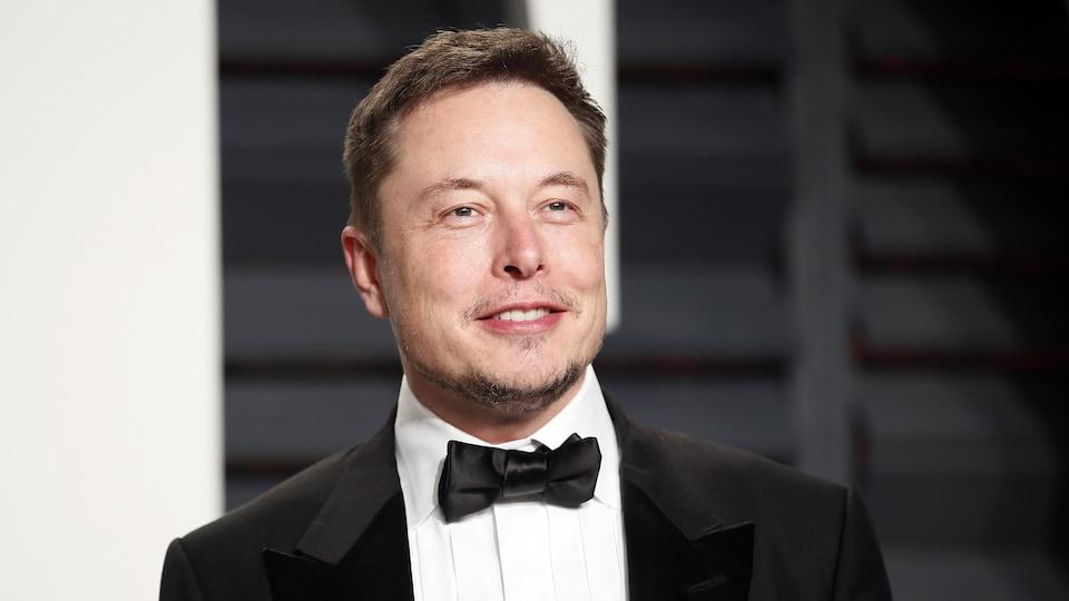 L'ingénieur et inventeur Elon Musk