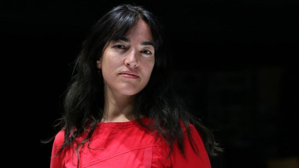 Émilie Monnet présente Marguerite, une autochtone et esclave qui remonte le temps