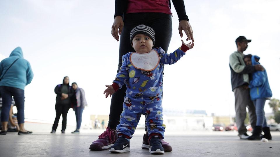 Plus de 2300 enfants de migrants ont été séparés de leurs parents après la mise en place de la politique «tolérance zéro» de l'administration Trump, au début du mois de mai.