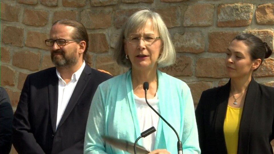 La commissaire en chef, Marion Buller, affirme que l'ENFFADA maintient le cap.