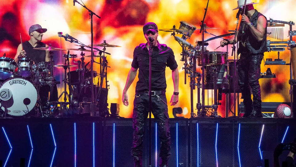 """Ricky Martin and Enrique Iglesias: lengthy dwell the return of """"loopy life"""""""