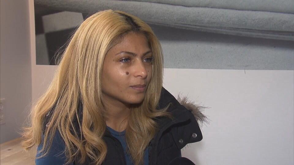 Ensaf Haidar, la conjointe de Raif Badawi
