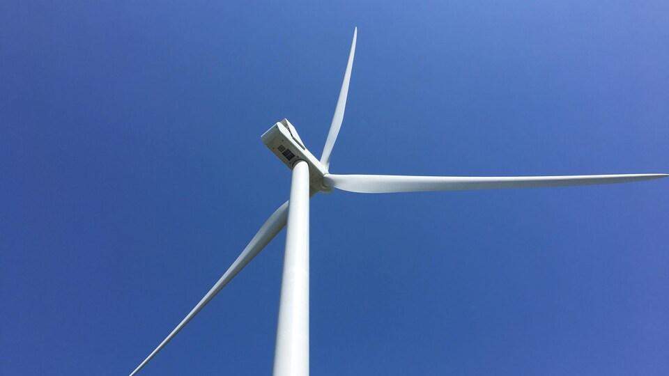 Steven Guilbeault, du groupe environnemental Équiterre, croit que le virage vers le renouvelable pourrait aller plus vite si les gouvernements cessaient de subventionner les pétrolières pour soutenir davantage les énergies vertes.