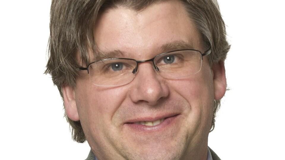 Éric Montigny, professeur au département de sciences politiques à l'Université Laval