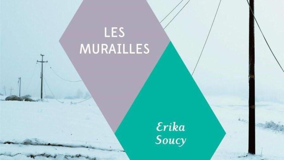 Les murailles est le roman avec lequel Érika Soucy a remporté le Prix de création littéraire 2017 du Salon international du livre de Québec et de la Bibliothèque de Québec.