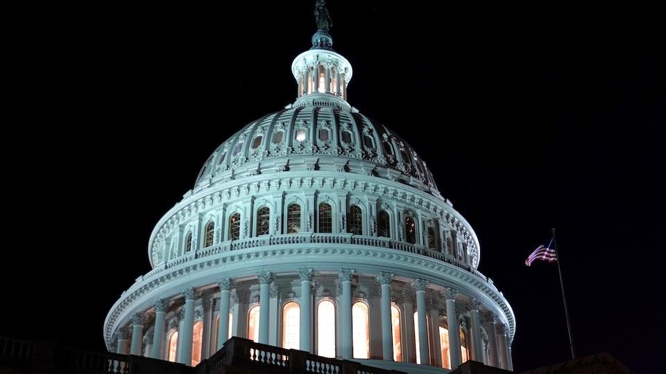 Le Capitole, à Washington