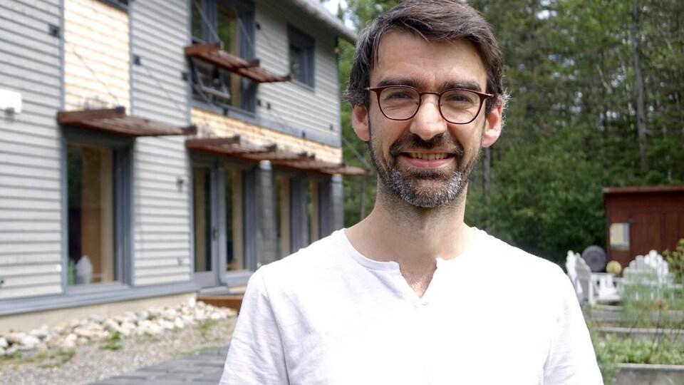 Étienne Binette, architecte-paysagiste et urbaniste, Firme Option-Aménagements.