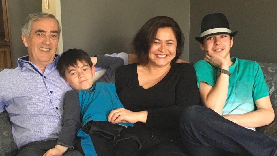 Si rien ne bouge, la famille Hue devra quitter le Québec le 30 septembre