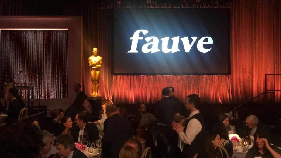 L'équipe du film Fauve est arrivée à Los Angeles depuis quelques jours.
