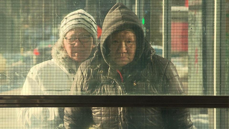La dure réalité des femmes inuites itinérantes à Montréal.