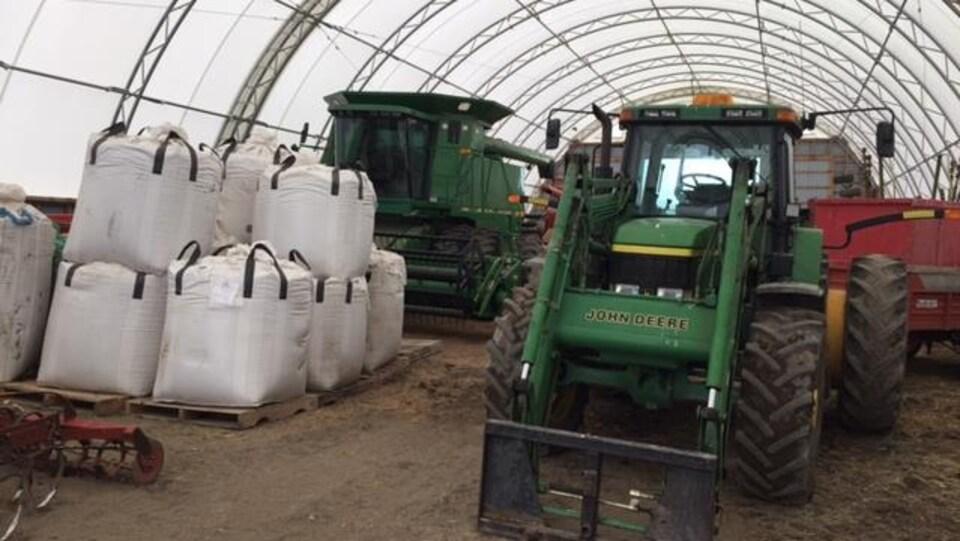 La pluie cause de nombreux problèmes aux agriculteurs d'Abitibi-Témiscamingue