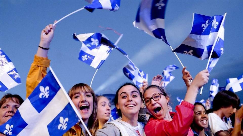 Fête nationale, Québec.