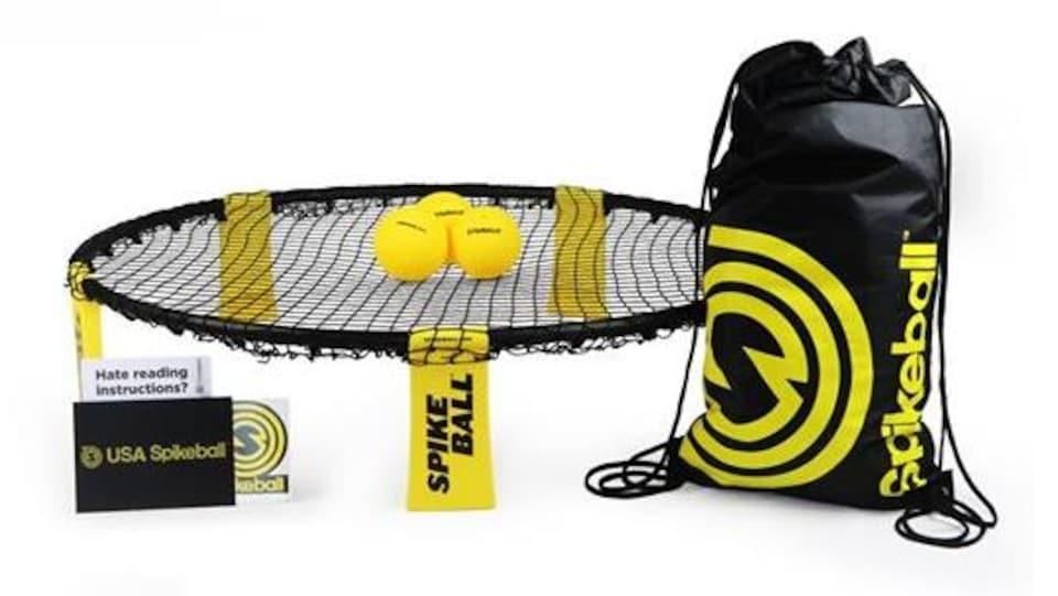 L'équipement nécessaire à la pratique du spikeball