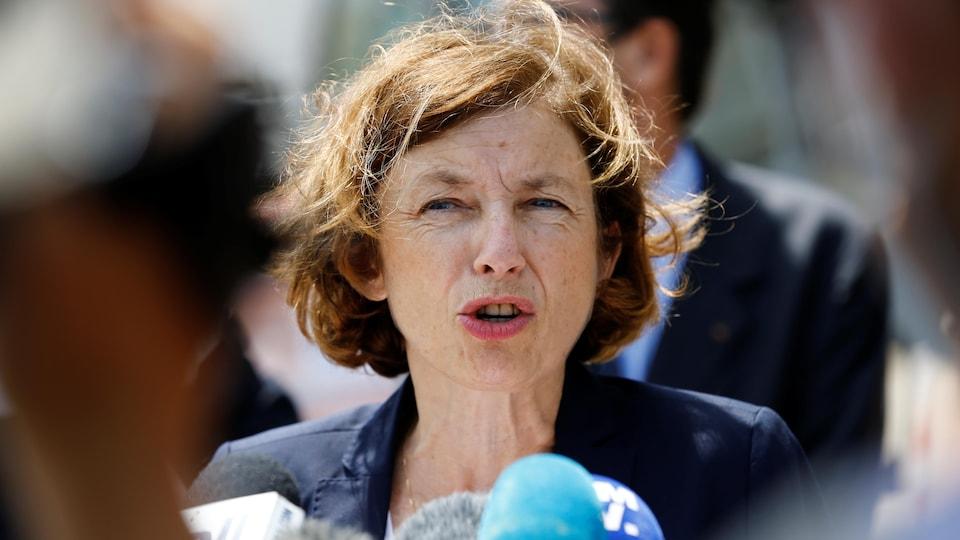 Florence Parly, ministre française des Armées
