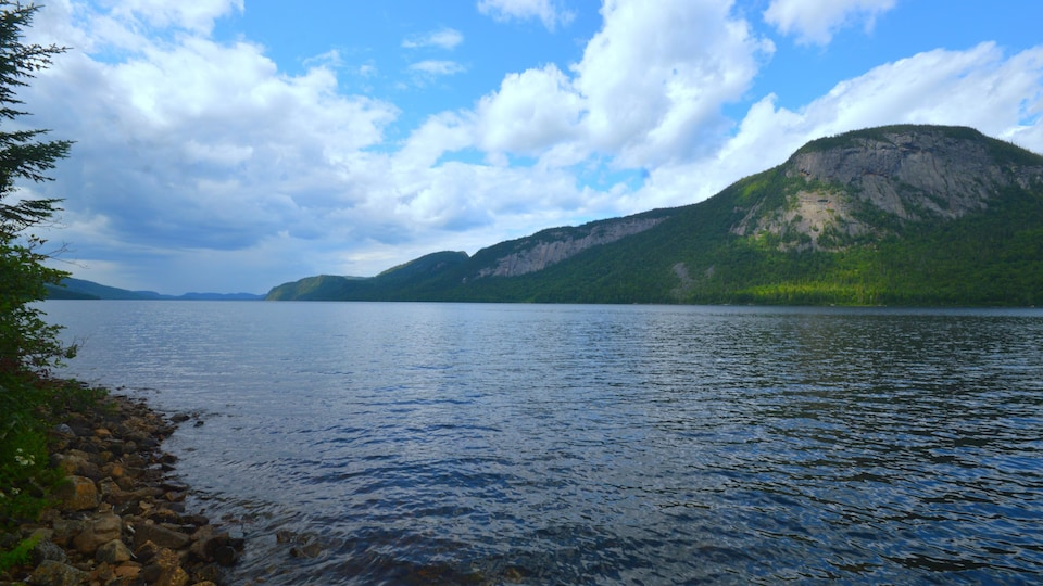 Le lac Batiscan
