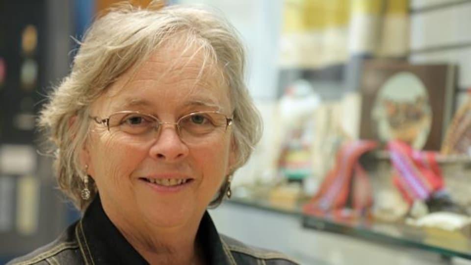 France Picotte, vice-présidente de la Nation métisse de l'Ontario.