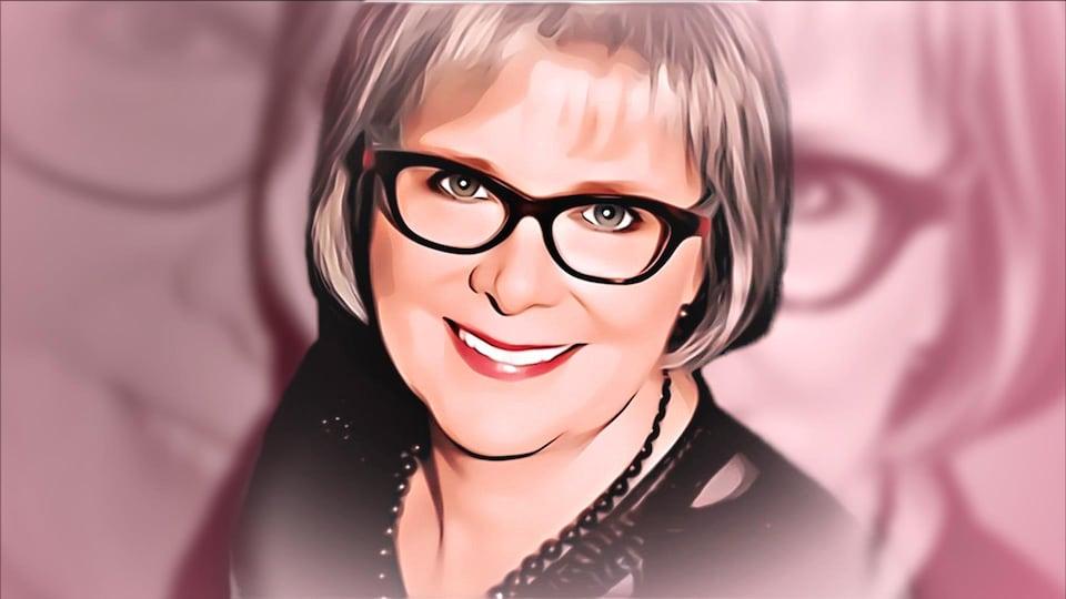 Francine Mercier-Chevrier est la propriétaire des deux succursales de la Librairie du Soleil.