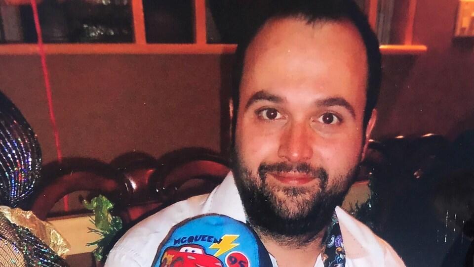La victime est François Bergeron, 39 ans, originaire de Québec.