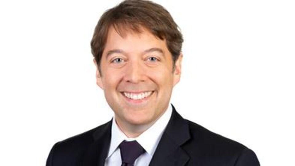 Frédéric Bouchard, doyen de la Faculté des arts et des sciences et professeur titulaire au Département de philosophie de l'Université de Montréal