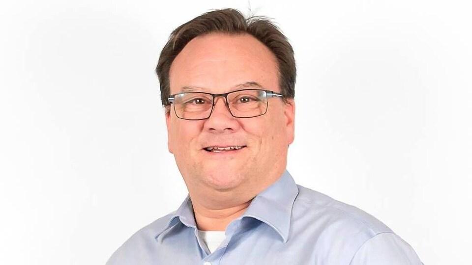 François DuSablon, propriétaire d'Accès Identité et Investigation