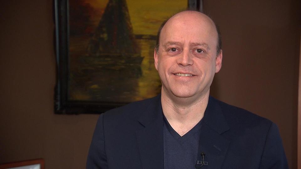 Frédéric Boudreault est le coordonnateur de l'Association des intérêts des consommateurs de la Côte-Nord  (APIC)