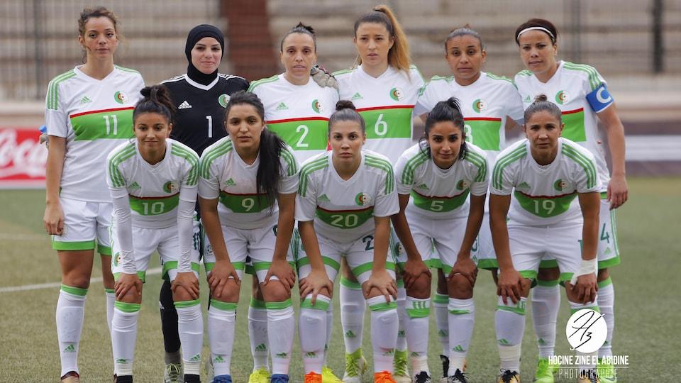 Équipe nationale féminine de l'Algérie