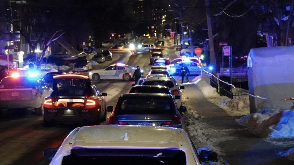 Le Service de police de la Ville de Montréal a reçu un appel vers 17 h 30 le samedi 30 janvier concernant une fusillade à Montréal-Nord.
