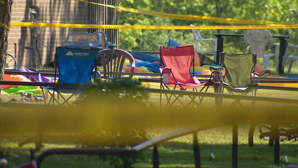 Une fusillade lors d'une fête d'enfants à Toronto a fait quatre blessés.