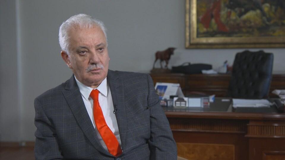 Le procureur général de l'Équateur, Galo Chiriboga