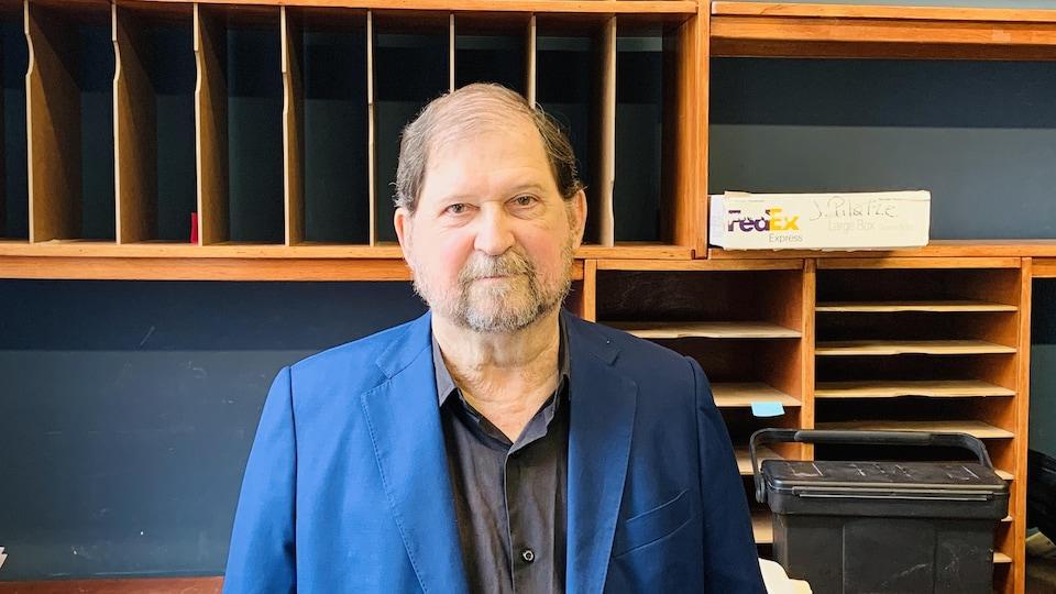 Gary Kaye, le président-directeur général de El Cheapo