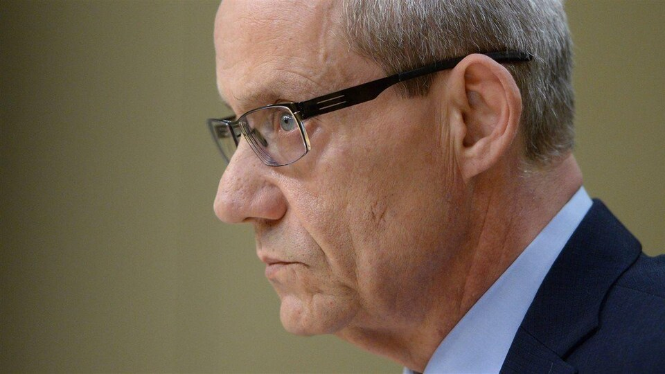 L'ombudsman de l'armée canadienne, Gary Walbourne