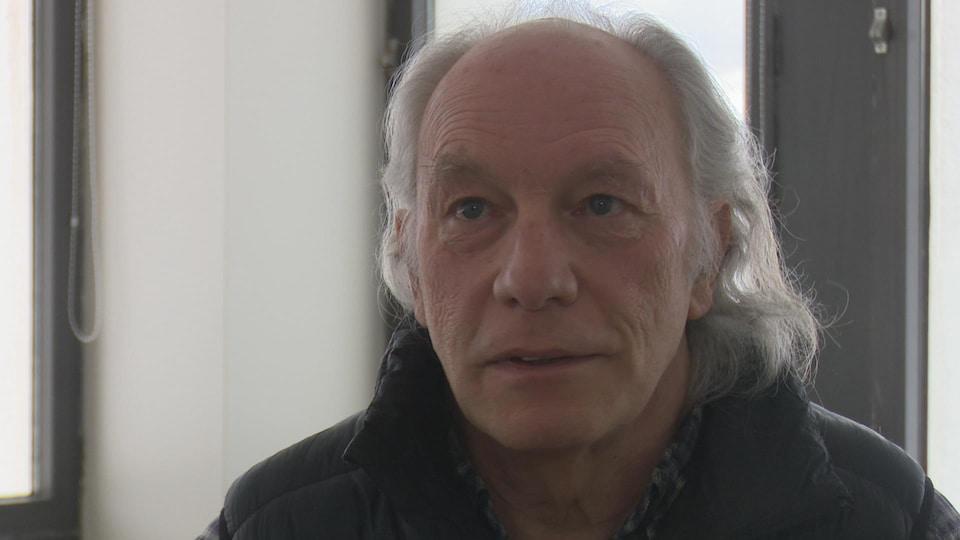 Yv Bonnier-Viger, médecin et directeur de la Santé publique, Gaspésie-Îles-de-la-Madeleine