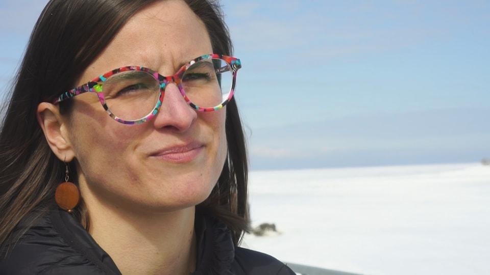 Geneviève Caron de l'Élan collectif