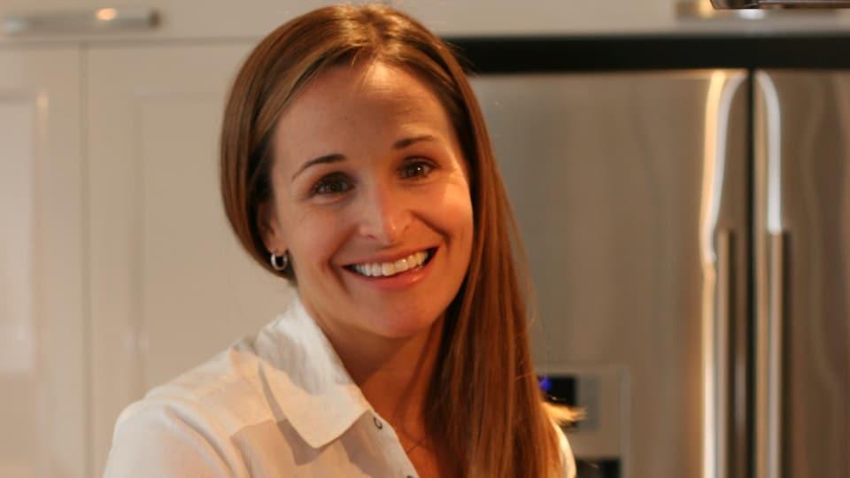La diététiste Geneviève Arbour