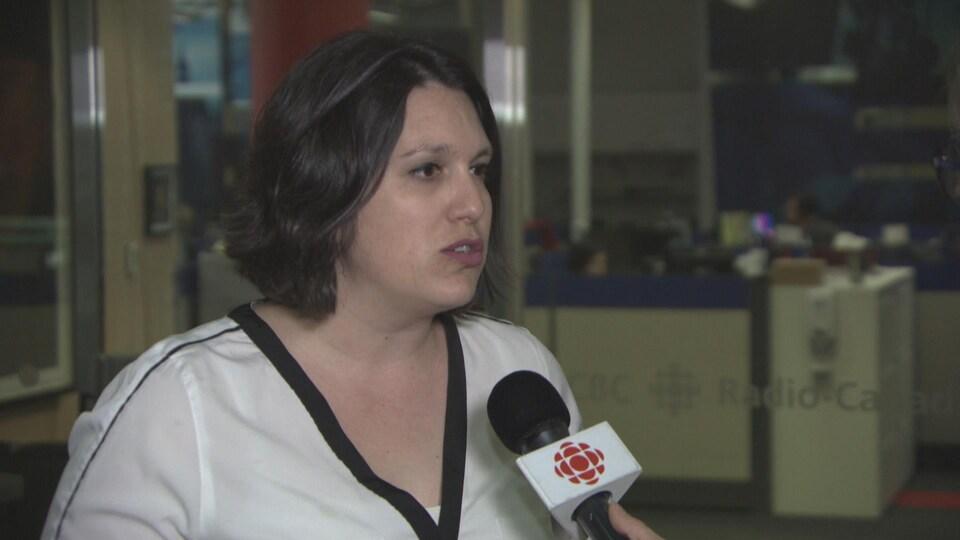 Geneviève Boivin, directrice générale de Tourisme Mauricie