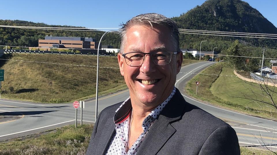 Gilles LePage, député de Restigouche-Ouest, le 19 septembre 2020.