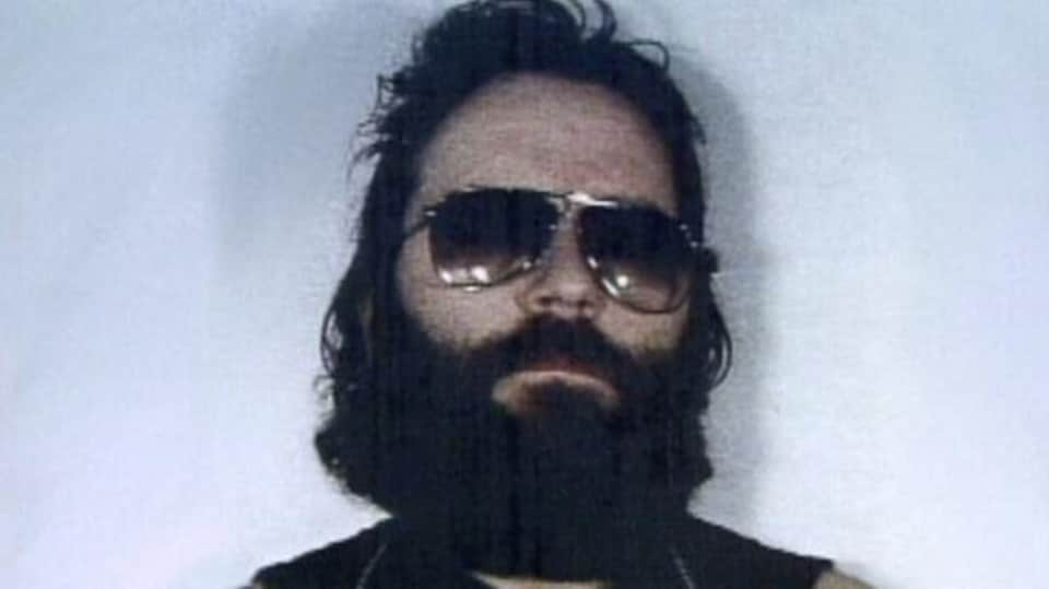 Photo d'identité judiciaire de Glen Assoun à la fin des années 1990.