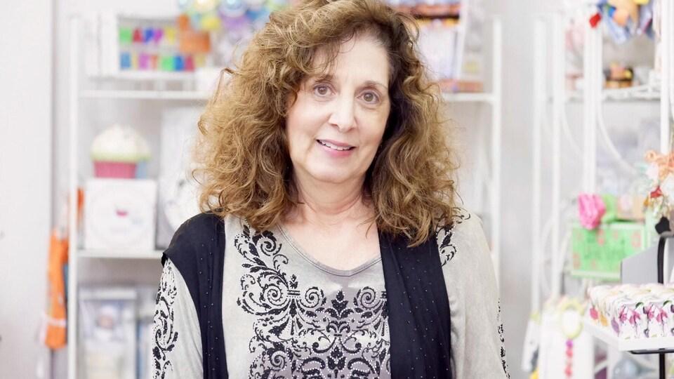 Catherine Goings, la mairesse de Clarksburg