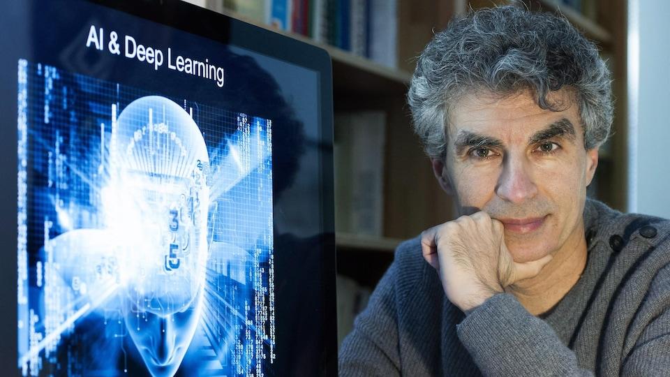 Le professeur Yoshua Bengio