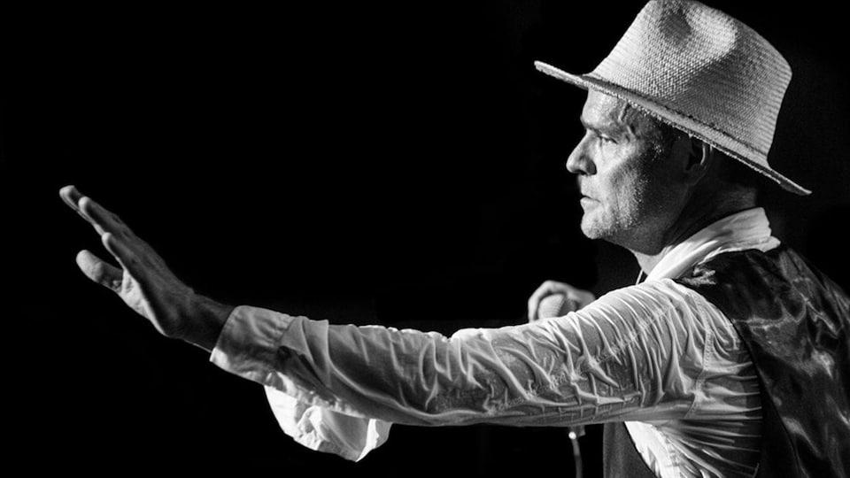 Gord Downie, chanteur de la formation The Tragically Hip