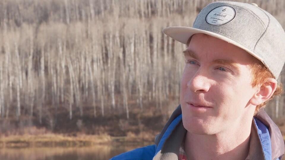 Graham Whatmough chasse les aurores boréales depuis plus de dix ans à Fort McMurray et dans le Nord canadien.