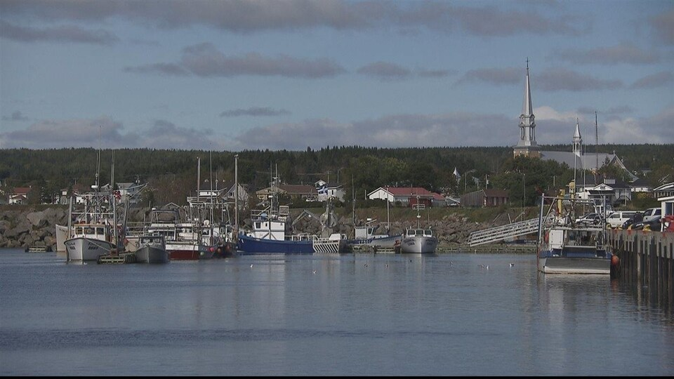 Grande-Rivière en Gaspésie