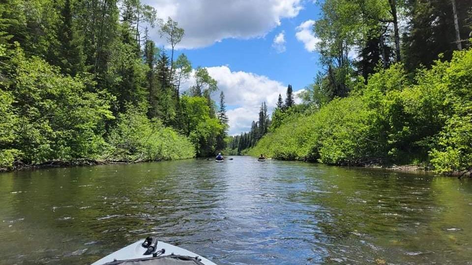Grande rivière Tracadie