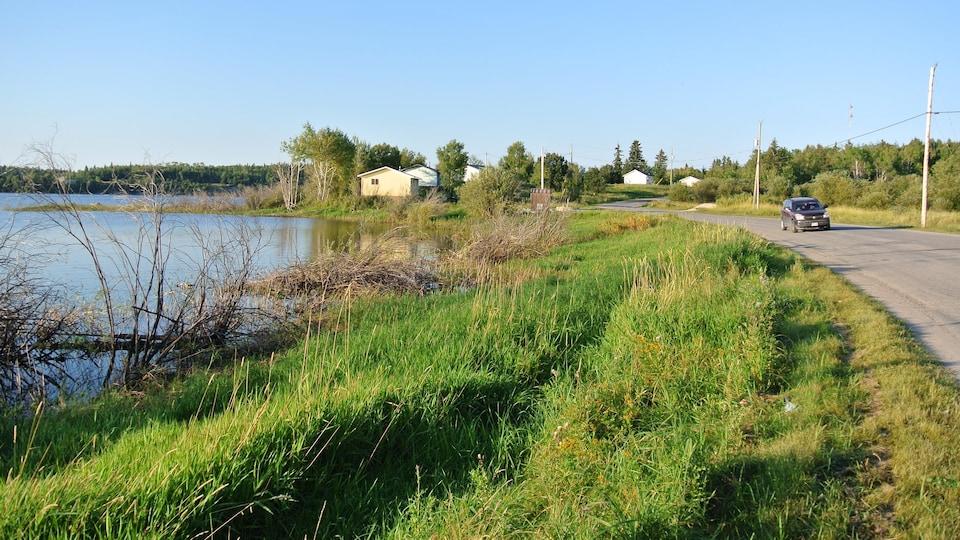 Première Nation de Grassy Narrows dans le Nord-Ouest de l'Ontario