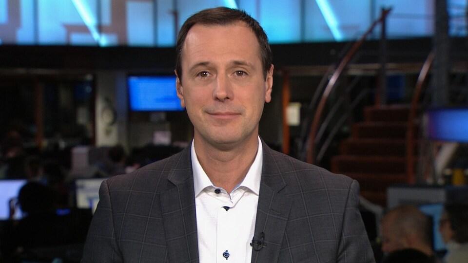 Le ministre québécois de l'Éducation, Jean-François Roberge.